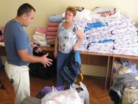 В Смоленской области появятся пункты приема гуманитарной помощи вынужденным переселенцам с юго-востока Украины