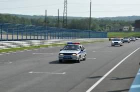 На «Смоленском кольце» прошли соревнования по автомногоборью среди сотрудников ГИБДД