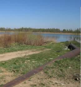В реке Казаринка в Ельнинском районе утонул мужчина