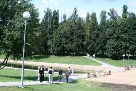Парк 1100-летия Смоленска обновят за 352 тысячи рублей