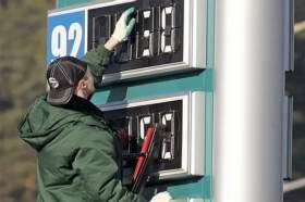 В Смоленске спустя неделю снова подорожал бензин