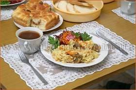 В Смоленске появилась столовая для беженцев