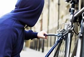За последний месяц в Смоленске украли несколько десятков велосипедов