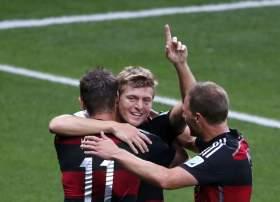 Смоляне ставят в финале на Германию