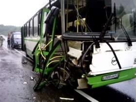 ДТП с автобусом в Смоленской области: один человек погиб, еще один травмирован