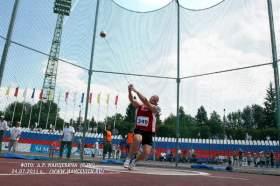 Смоленские легкоатлеты остались без наград на Кубке России