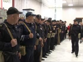 Смоленские полицейские отправились в служебную командировку на Северный Кавказ
