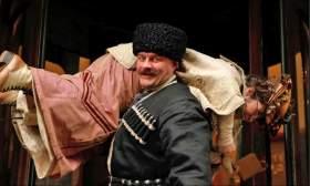 «Поддубный»: Стальной человек, или В цирке