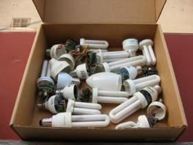 Где и как в Смоленске можно утилизировать ртутные лампы и пальчиковые батарейки