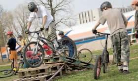 В Смоленске в Лопатинском саду пройдет Чемпионат России по велотриалу