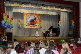 В Смоленске открылся фестиваль творчества детей-инвалидов «Передай добро по кругу»
