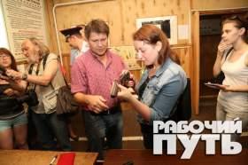 Журналисты «РП» прошли курс молодого бойца в центре проффессиональной подготовки полицейских