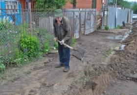 Пять «смытых» ливнем улиц в Смоленске заасфальтируют к сентябрю