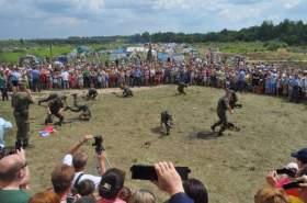 «МегаФон» выступил партнером фестиваля «Соловьева переправа»