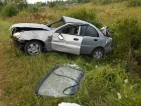 В Смоленской области иномарка вылетела в кювет. Водитель погиб