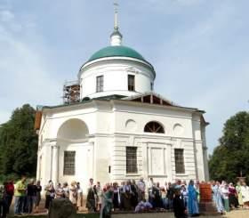 Храм в Раю отметил юбилей
