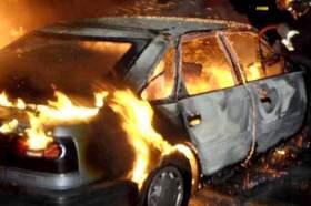 За ночь в Смоленской области сгорели два автомобиля